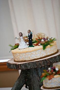 Nature Lover Cake Topper
