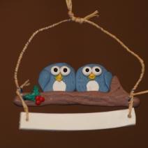 Bird Customizable Ornament