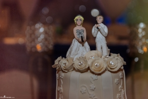 Mrs and Mr Smith Cake Topper