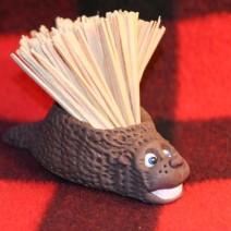 Porcupine Ornament