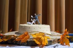 Ultimate Cake Topper